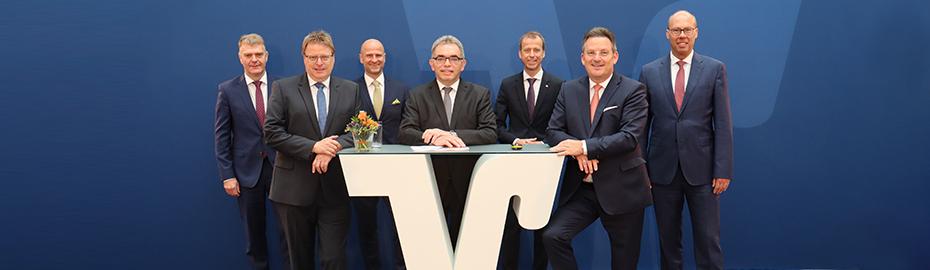 Bank der Regionen - Vereinigte Volksbank Münster eG